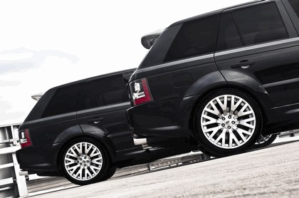 2011 Land Rover Range Rover Sport Swiss Edition by Project Kahn 6