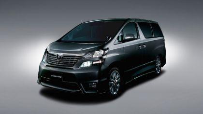 2010 Toyota Vellfire ( GGH20W ) 3.5 Z Platinum Selection II 7