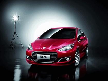 2011 Peugeot 308 sedan - Chinese version 4