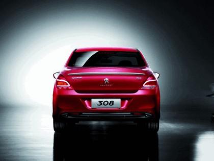 2011 Peugeot 308 sedan - Chinese version 5