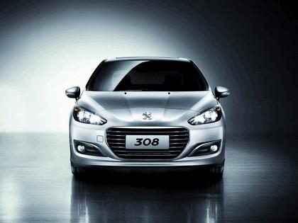 2011 Peugeot 308 sedan - Chinese version 6