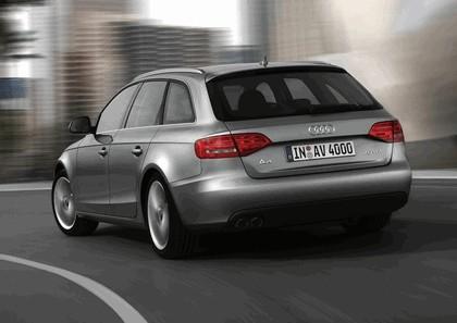 2008 Audi A4 Avant Start 5