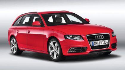 2008 Audi A4 Avant Start 8