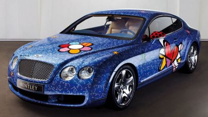 2009 Bentley Continental GT by Romero Britto 6