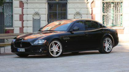 2010 Maserati Quattroporte GTS by Novitec Tridente 4