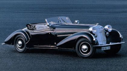 1938 Horch 855 special roadster 3