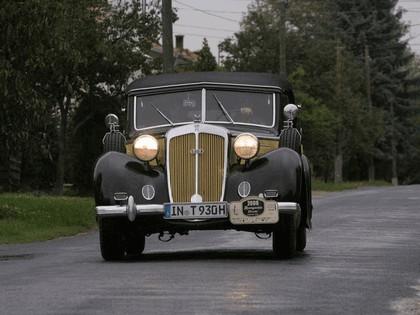 1937 Horch 930 V cabriolet 1