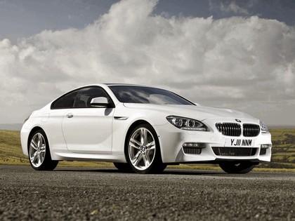 2011 BMW 640d ( F12 ) M Sport package - UK version 1