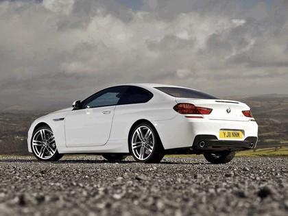 2011 BMW 640d ( F12 ) M Sport package - UK version 2