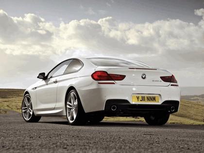 2011 BMW 640d ( F12 ) M Sport package - UK version 3