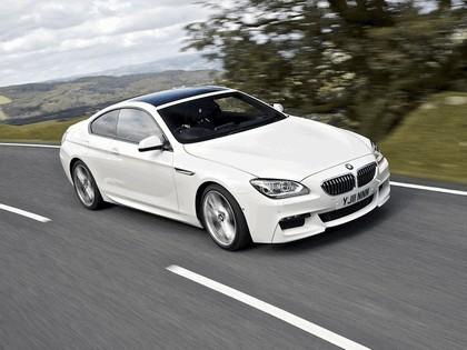 2011 BMW 640d ( F12 ) M Sport package - UK version 4