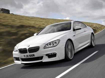 2011 BMW 640d ( F12 ) M Sport package - UK version 5