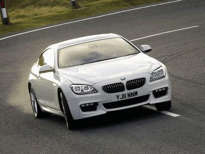 2011 BMW 640d ( F12 ) M Sport package - UK version 6