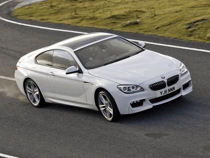 2011 BMW 640d ( F12 ) M Sport package - UK version 7