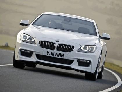 2011 BMW 640d ( F12 ) M Sport package - UK version 9
