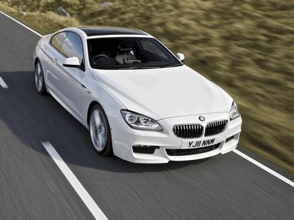 2011 BMW 640d ( F12 ) M Sport package - UK version 10