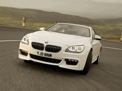 2011 BMW 640d ( F12 ) M Sport package - UK version 11