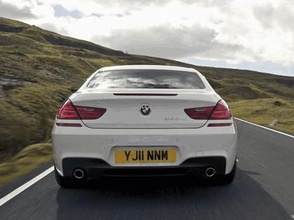2011 BMW 640d ( F12 ) M Sport package - UK version 12