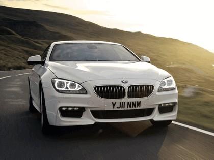 2011 BMW 640d ( F12 ) M Sport package - UK version 13