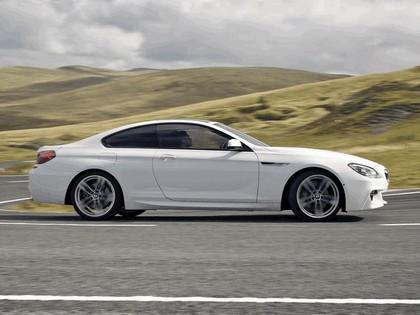 2011 BMW 640d ( F12 ) M Sport package - UK version 14