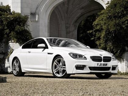 2011 BMW 640d ( F12 ) M Sport package - UK version 16