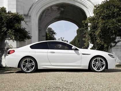 2011 BMW 640d ( F12 ) M Sport package - UK version 17