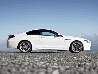 2011 BMW 640d ( F12 ) M Sport package - UK version 20