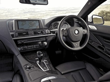 2011 BMW 640d ( F12 ) M Sport package - UK version 24