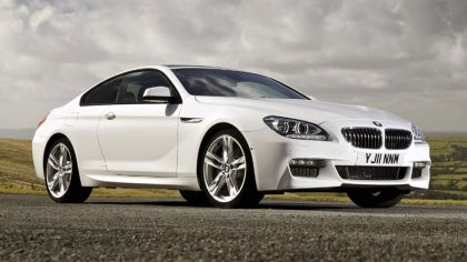2011 BMW 640d ( F12 ) M Sport package - UK version 3