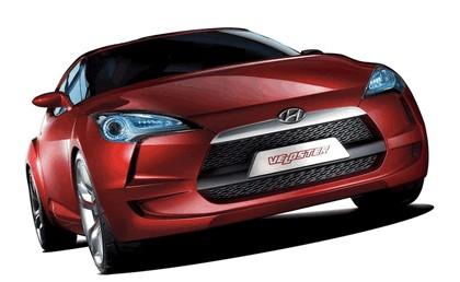 2006 Hyundai Veloster concept 2