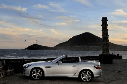 2011 Mercedes-Benz SLK 250 ( R172 ) 7