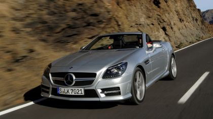 2011 Mercedes-Benz SLK 250 ( R172 ) 9