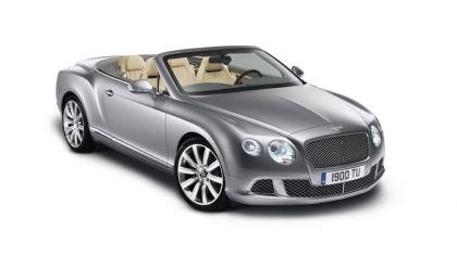 2011 Bentley Continental GTC 1