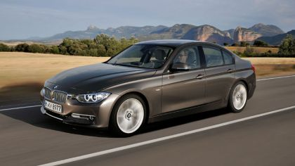 2011 BMW 3er ( F30 ) modern line 5