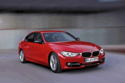 2011 BMW 3er ( F30 ) sport line 9