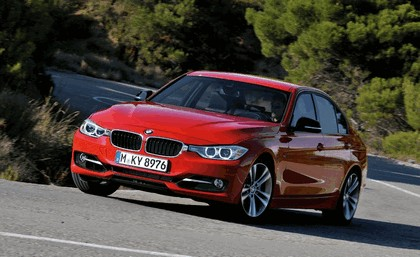 2011 BMW 3er ( F30 ) sport line 21