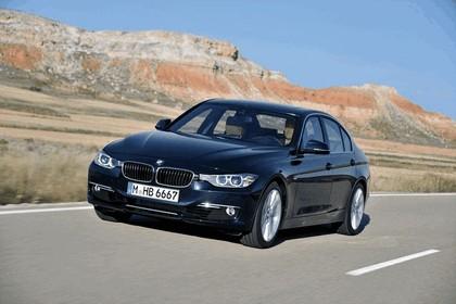 2011 BMW 3er ( F30 ) luxury line 7