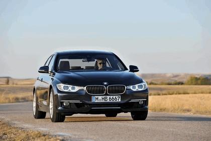 2011 BMW 3er ( F30 ) luxury line 9