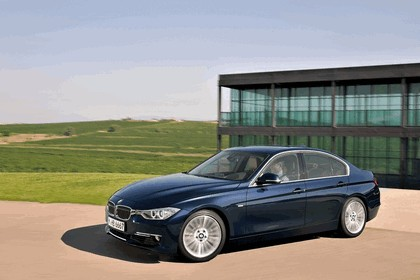 2011 BMW 3er ( F30 ) luxury line 11