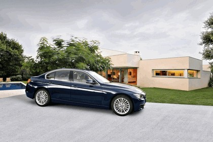 2011 BMW 3er ( F30 ) luxury line 13