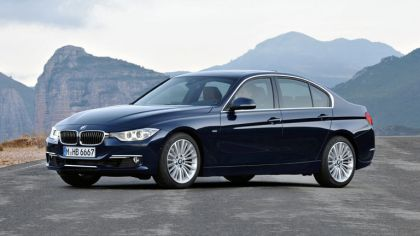 2011 BMW 3er ( F30 ) luxury line 5