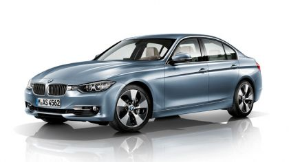 2011 BMW 3er ( F30 ) ActiveHybrid 1