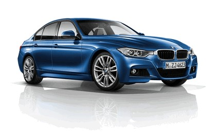 2011 BMW 3er ( F30 ) M sports package 1