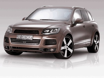 2011 Volkswagen Touareg by JE Design 1