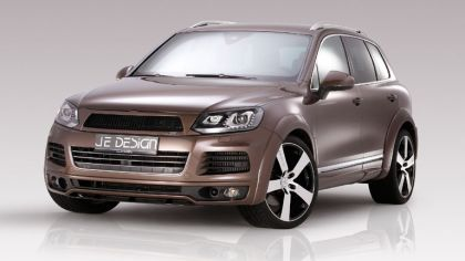 2011 Volkswagen Touareg by JE Design 5