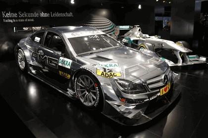 2012 Mercedes-Benz C-klasse coupé DTM 9