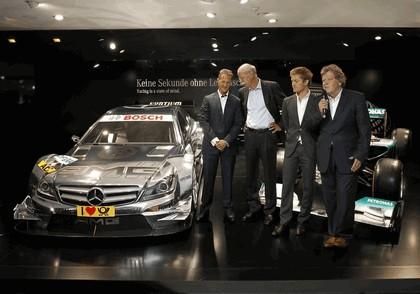 2012 Mercedes-Benz C-klasse coupé DTM 13