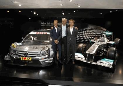 2012 Mercedes-Benz C-klasse coupé DTM 14