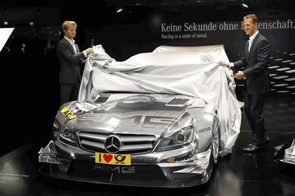 2012 Mercedes-Benz C-klasse coupé DTM 19
