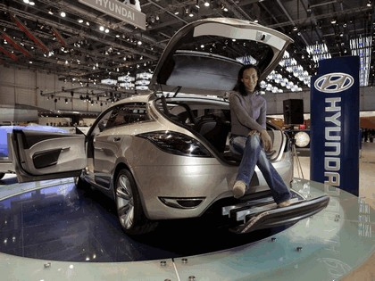 2006 Hyundai HED-2 Genus concept 37